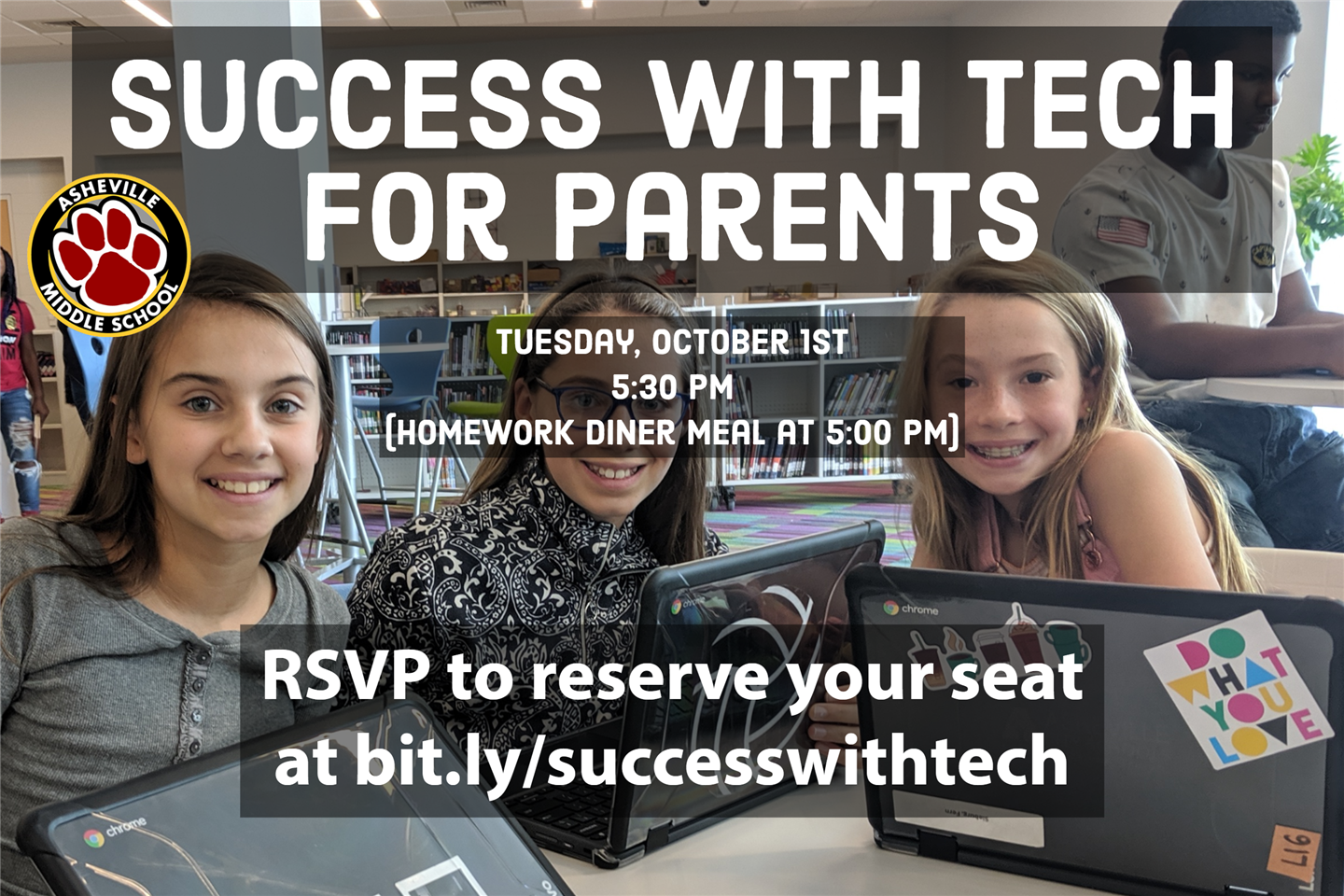 success with tech for parents