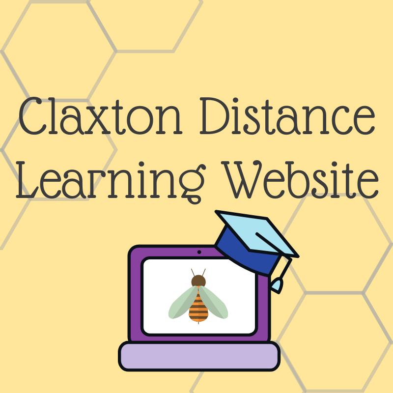 Claxton Distance Learning Website