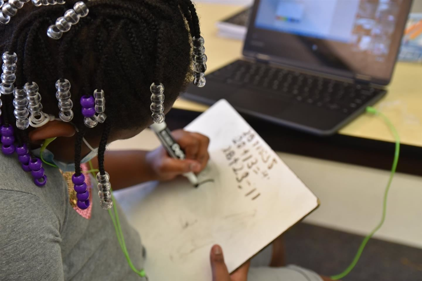 Asheville City Schools Partnering With Community Supporters to Bridge the Digital Divide