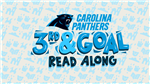 Carolina Panthers 3rd & Goal Read Along