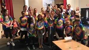 Vance Battle of the Books Team